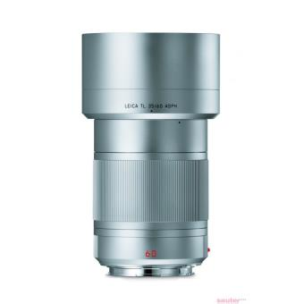Leica APO Macro Elmarit TL 60 mm f/2.8 Hybride Lens Zilver