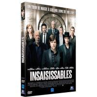 Insaisissables DVD