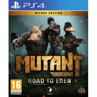 Mutant year zero : Road to eden deluxe NL PS4