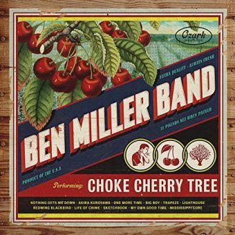 Choke Cherry Tree Double Vinyle