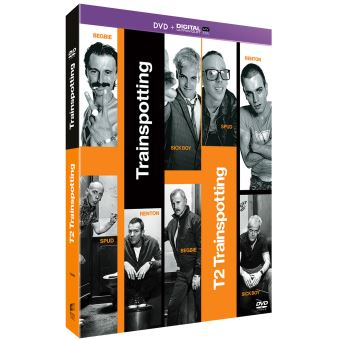 TrainspottingCoffret Trainspotting 1 et 2 DVD