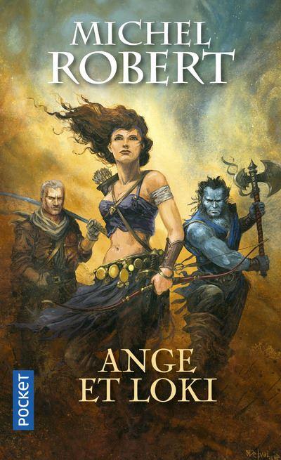 L'Agent des Ombres - tome 8 Ange et Loki