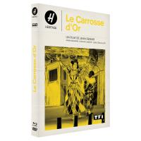 Le carrosse d'or Blu-ray