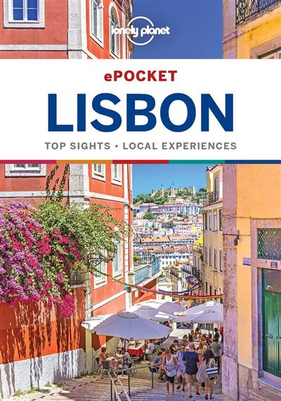 Lonely Planet Pocket Lisbon - 9781788681773 - 9,17 €
