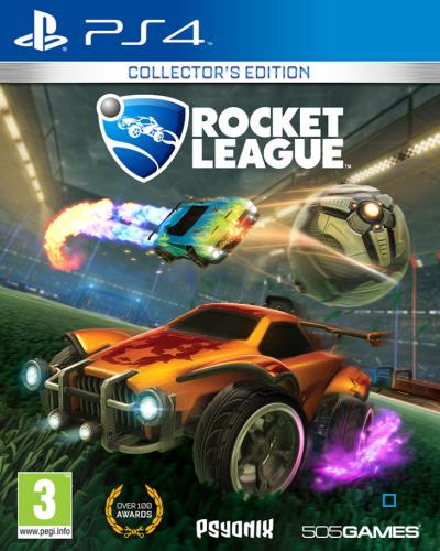 Rocket League Edition Collector PS4