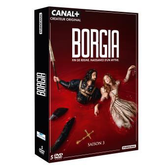 BorgiaL'intégrale de la Saison 3 DVD