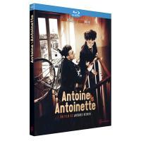 Antoine et Antoinette Blu-ray
