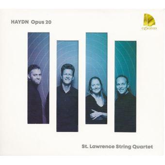 Quatuors à cordes opus 20