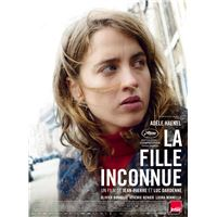 La fille inconnue DVD