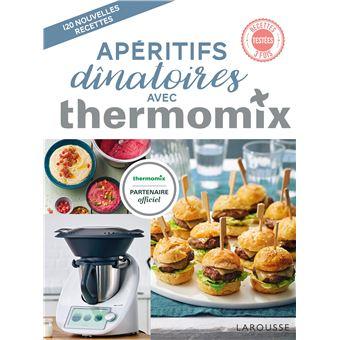 Aperitifs Dinatoires Avec Thermomix