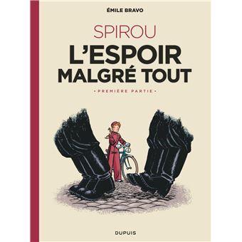 Spirou et FantasioSpirou ou l'espoir malgré tout