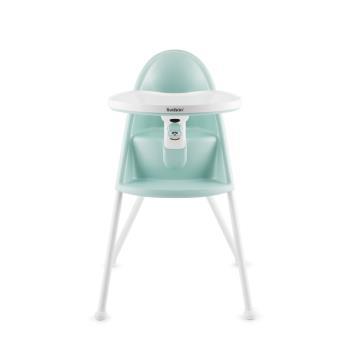 chaise haute babybj rn turquoise produits b b s fnac. Black Bedroom Furniture Sets. Home Design Ideas