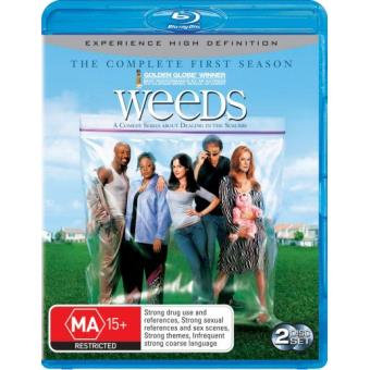 WeedsWeeds Season 1 Blu-ray