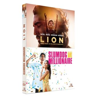 Slumdog/lion/coffret