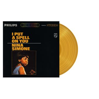 I Put a Spell on You - LP Opaque Yellow Vinil