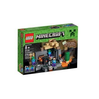 LEGO MINECRAFT 21119 - DE KERKER