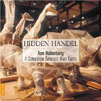 Hidden Handel - Arias et pièces pour orchestre