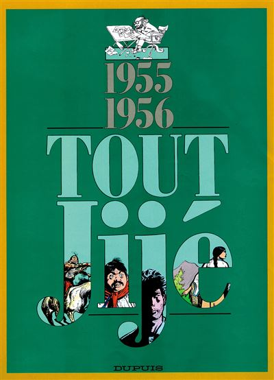 Tout Jijé - 1955-1956