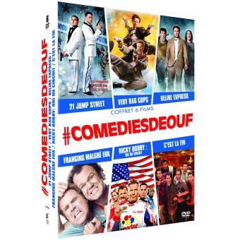 Coffret 6 films DVD
