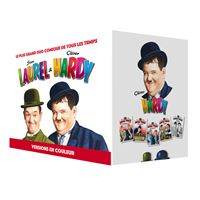 Coffret Laurel et Hardy 11 films DVD