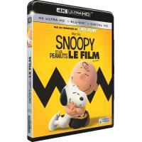 Snoopy et les Peanuts le film Blu-ray 4K Ultra HD