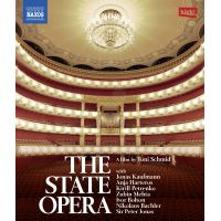 The State Opera A film by Toni Schmid Blu-ray