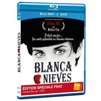 Blancanieves Editoion Spéciale Fnac Combo Blu-ray + DVD