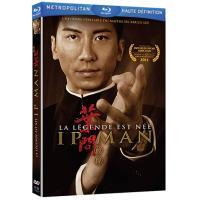 Ip Man, la légende est née Blu-Ray