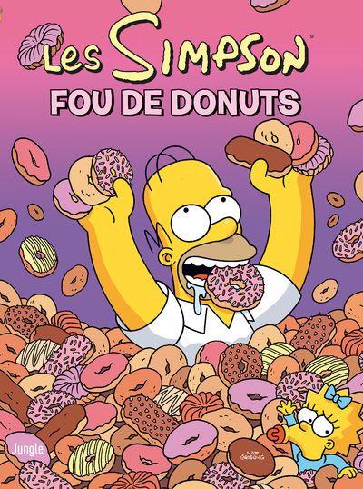 Les Simpson - tome 41 Fou de donuts