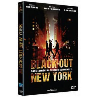 Black-out  à New York DVD