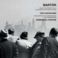 Bartok: Violinkonzert 2 / Konzert Für Orchester