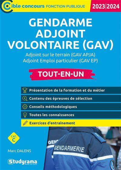 Gendarme adjoint volontaire 2020