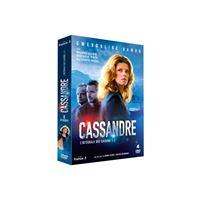 Coffret Cassandre Saisons 1 et 2 DVD