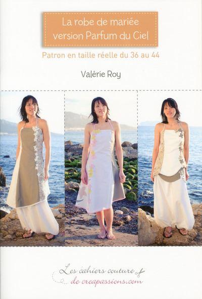 La robe de mariée version parfum du ciel