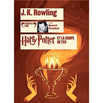 Harry potter tome 4 2 cd mp3 audio lus par bernard - Harry potter 4 la coupe de feu streaming ...
