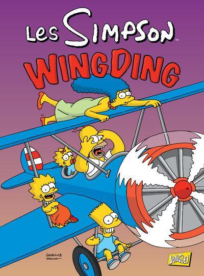Les Simpson - tome 16 Wingding