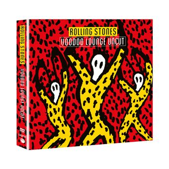 Voodoo lounge uncut/digipack/inclus dvd
