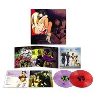 Cowboy Bebop Vinyle Coloré