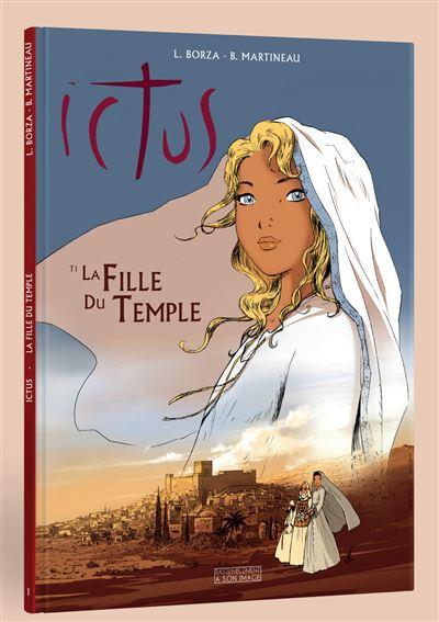 La fille du temple
