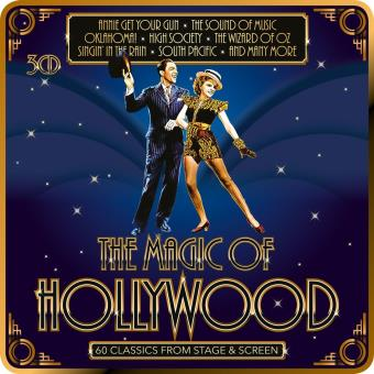 MAGIC OF HOLLYWOOD/3CD