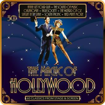 MAGIC OF HOLLYWOOD/3CD