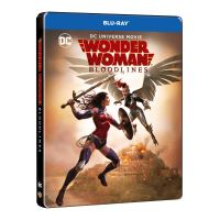 Wonder Woman : Bloodlines Steelbook Blu-ray