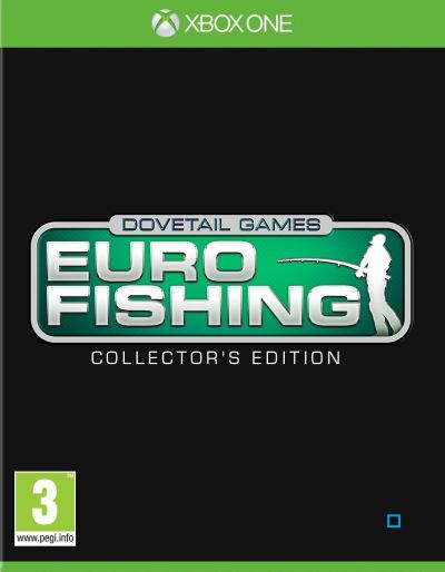Euro Fishing Edition Collector Xbox One