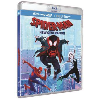 Spider-ManSpider-Man : New Generation Blu-ray 3D