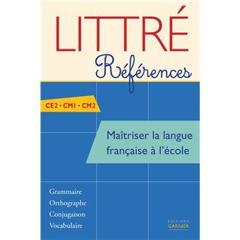 Maîtriser la langue française à l'école  CE2/CM1/CM2