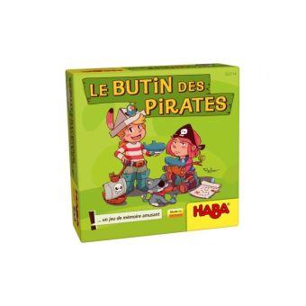 Super mini jeu - le butin des pirates