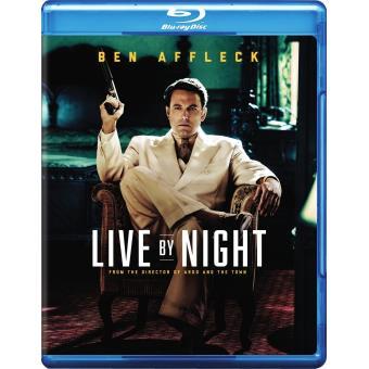 Live By Night - Bluray - Nl/Fr