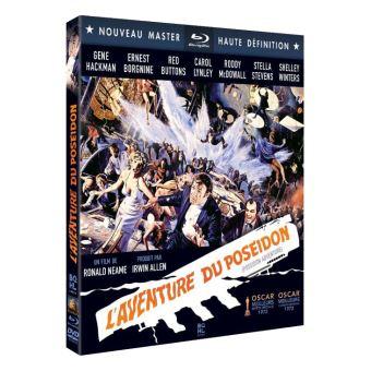 PoseidonL'aventure du Poséidon Combo Blu-ray DVD