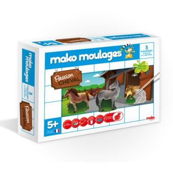 MAKO MOULAGES CHEVAUX