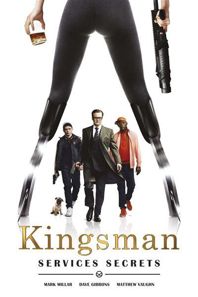 Kingsman: Services secrets (Nouvelle édition)